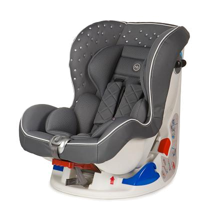 "Автокресло Happy Baby ""Taurus V2"" GREY, 0-18 кг"